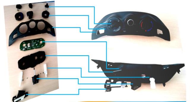 空調控制器半自動組裝生產線